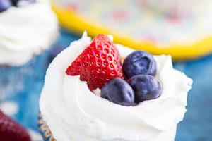 Вкусные капкейки на молоке – рецепт приготовления