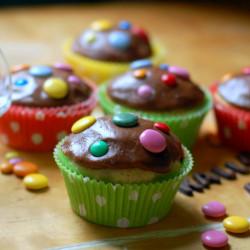 Рецепт вкусных кексов с халвой - пошаговое приготовление с фото