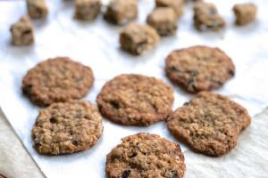 Как сделать круглое печенье