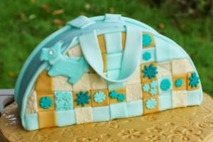 Торт Сумка из мастики – как приготовить и украсить в домашних условиях