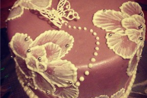 Украшение тортов айсингом в домашних условиях – как рисовать по мастике айсингом