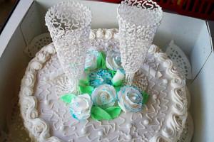 Украшение тортов айсингом – красиво и изысканно