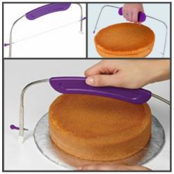 Струна для нарезки бисквитов с разметкой