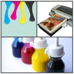 Набор пищевых чернил для принтера 4 цвета