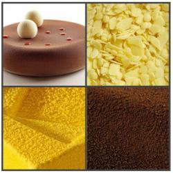 Какао-масло 100 % в каплях 80 г