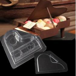 """Форма для шоколада """"Фортепиано"""" 3D"""