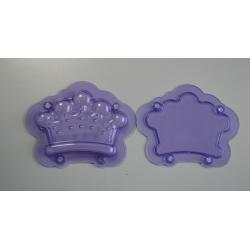 "Форма для шоколада ""Корона"" 3D"
