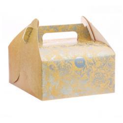 """Коробочка для кексов """"Тебе"""" 16 х 15 х 18 см"""