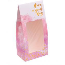 """Коробочка для сладкого """"Хороший день"""" 9 х 19 х 6 см"""