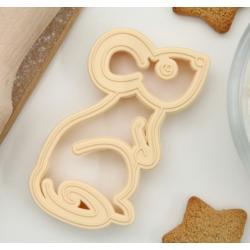 """Форма для вырезания печенья и пряников """"Мышка"""""""
