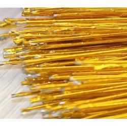 Проволока флористическая золотая 0,7 мм 20 шт