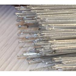 Проволока флористическая серебряная 0,7 мм 20 шт