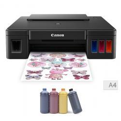 Пищевой принтер Canon с СНПЧ + пищевые чернила