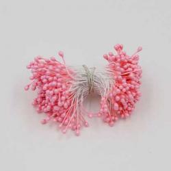 """Тычинки для цветов 240 шт """"Розовые"""""""