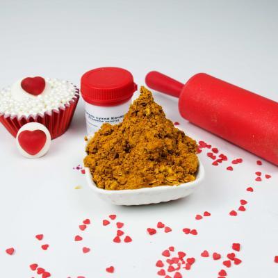 Пищевой краситель блестящий Огненное Золото 1 кг