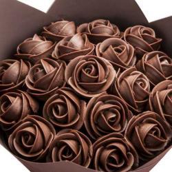 """Набор """"Темный пластичный шоколад"""""""