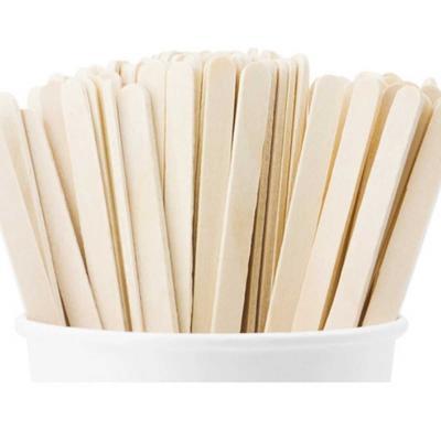 Палочки деревянные для сладостей 100 шт