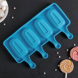 """Форма для мороженого и леденцов """"Эскимо-4"""""""