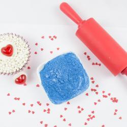 """Пищевой краситель блестящий """"Голубой"""" 1 кг"""