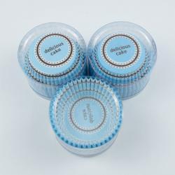 """Капсулы бумажные для кексов """"Вкусный тортик-2"""" 100 шт"""