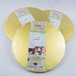 Подложка для торта № 30 (золото)