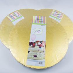 Подложка для торта № 25 (золото)