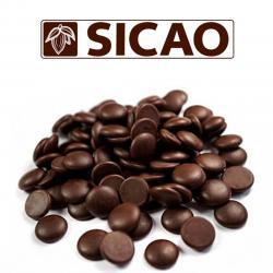 Шоколад темный 53 % SICAO 500 г