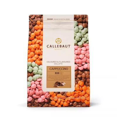 """Шоколад со вкусом капучино """"Callebaut"""" 2,5 кг"""