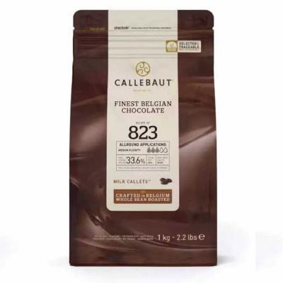"Шоколад молочный 33,6% ""Callebaut"" 1 кг"
