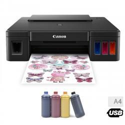 Пищевой принтер Canon МФУ с СНПЧ (принтер/сканер/копир)