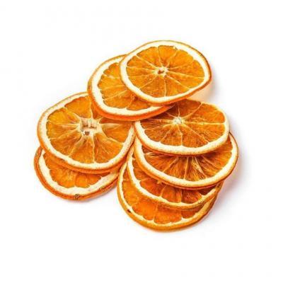 Сублимированный апельсин кольца с цедрой 10 г
