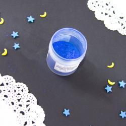 Пищевой краситель блестящий Синий 5 г