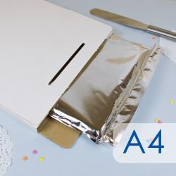 Сахарная бумага для пищевого принтера 25 листов