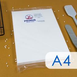 Вафельная пищевая бумага тонкая 25 листов