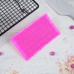 Печать штамп для мастики и теста Решетка Орнамент