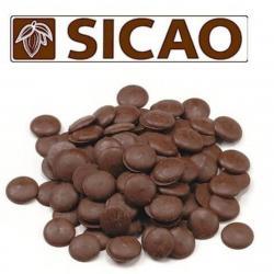 Шоколад молочный 32 % SICAO 500 г