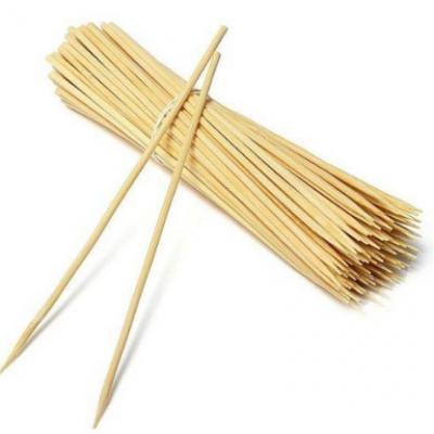 Набор шампуров деревянных (бамбук) 20 см 85-90 шт