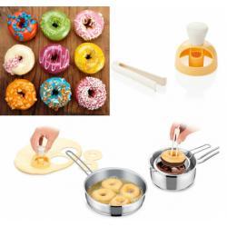 Набор для изготовления пончиков с щипцами 11х 2 см