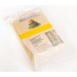 Желтая сахарная мастика Vizyon (Визьен) 1 кг