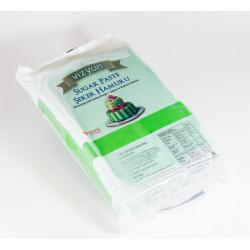 Зеленая сахарная мастика Vizyon (Визьен) 1 кг