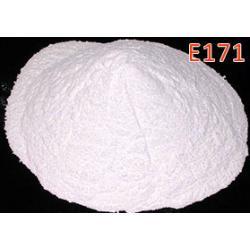Краситель белый минеральный (диоксид титана) Е171