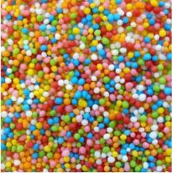 Посыпка кондитерская цветные шарики 100 гр.