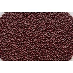 Посыпка кондитерская шарики коричневые 1-2 мм 100 гр