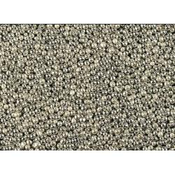 Посыпка кондитерская шарики Серебро 4 мм 80 гр