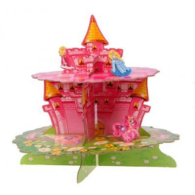 "Подставка для пирожных двухъярусная ""Принцесса"""