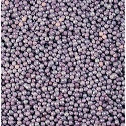 Посыпка кондитерская шарики лиловые (перламутр) 1-2 мм 100 гр
