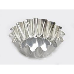 Форма для кекса металлическая d 19 см