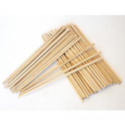 Палочки деревянные для кейк-попсов и леденцов 15 см 20 шт