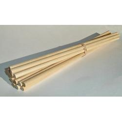 Палочки деревянные 40 см 10 шт