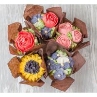 Кондитерские насадки для крема цветы